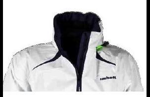 Imhoff Ladies Harbour Jacket Hvid