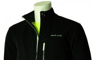 Imhoff Traveller fleece vest sort