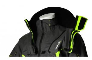 Imhoff Zip Top - Anthracite